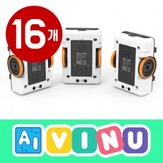 AI VINU 비누 카 16개