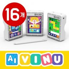 AI VINU 비누 패드 16개